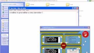 Como ligar o server Debbo v3.5