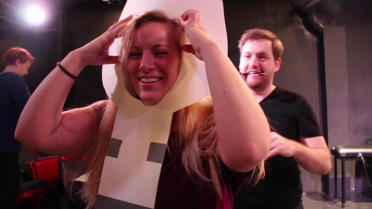 Behind-the-Scenes of NYC Sketch Comedy Team's November Show