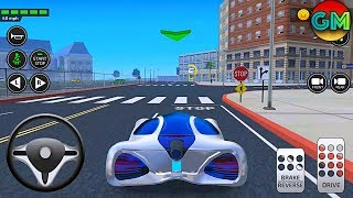 Car Driving Academy 2018 3D #6 New Vehicle Unlocked | by Games2win.com | Android GamePlay HD