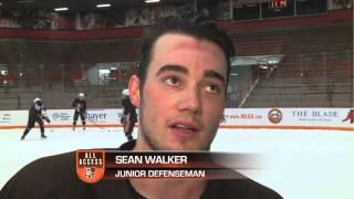 BGSU Hockey's defense much improved