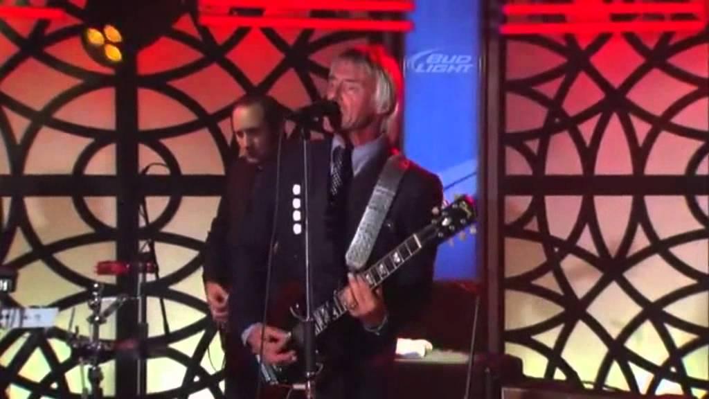 """Paul Weller ★ """"Running on the spot"""" and """"Start"""""""