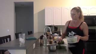 Healthy Crab Salad