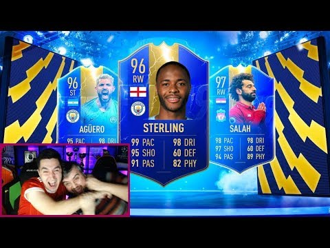ИКОНА + ТОТС СТЕРЛИНГ 96 В ПАКЕ || ICON IN A PACK || TOTS STERLING IN A PACK || TOTS IN A PACK