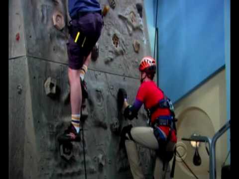 Lo mejor de Sheldon - aprendiendo a escalar