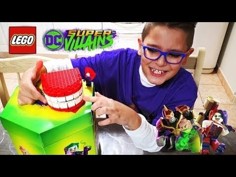 LA DENTIERA LEGO DI JOKER - LEGO DC SUPER VILLAINS - Leo Toys