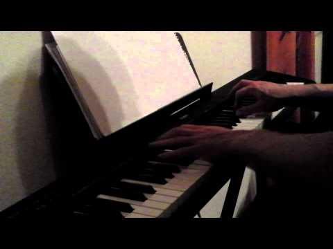 Only One (Piano Cover) - Alex Band - The Vampire Diaries Soundtrack - piano pop ballad