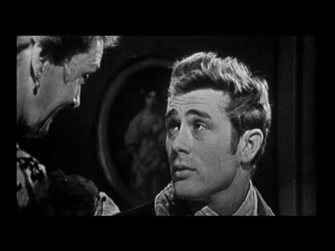 James Dean Rare Tv Show The Thief 4 januar 1955