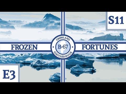 Frozen Fortunes - S11-E3 The Lyon's Den! | Football Manager 2018