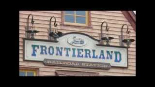 Disney World FrontierLand Music Loop part 1
