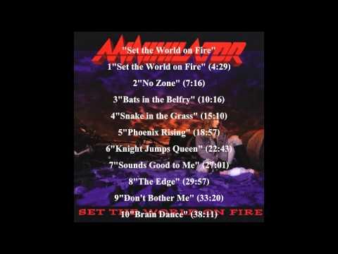 Set the World on Fire álbum de Annihilator 1993