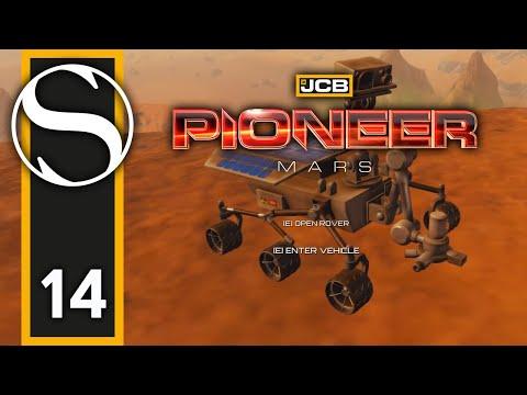 Curiosity Rover - JCB Pioneer Mars Gameplay Part 14