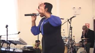 Anndean Charles Live in Brooklyn 3/10/13 @Tehillah Television Ministry PROMO