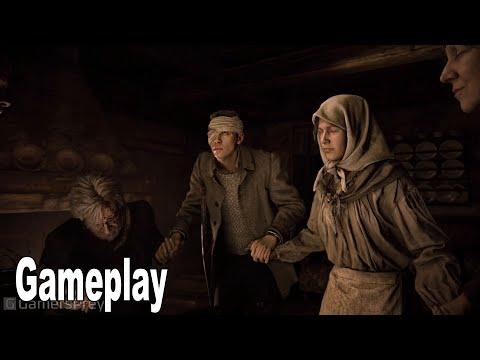 Resident Evil Village/Resident Evil 8 - PS5 Gameplay Trailer [HD 1080P]