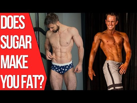 Does Sugar Make You Fat? (The Truth ft. James Krieger)
