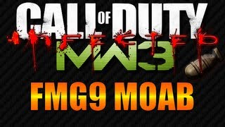 COD : MW3 Infected MOAB on Lockdown