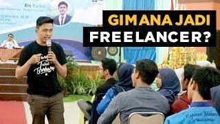 Cara Aku Memulai Karir Freelancer Pertama Kali | Univ. Siliwangi Tasikmalaya