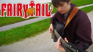 Fairy Tail Main Theme [Fingerstyle Guitar Cover by Eddie van der Meer]