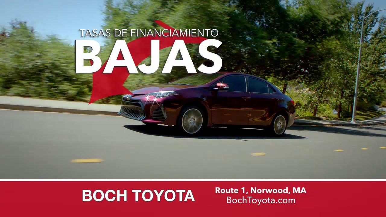 En Boch Toyota, Tenemos Todo Lo Wue Buscas