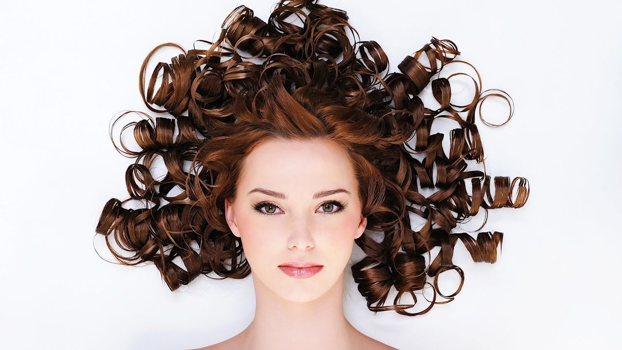 How To Cut Layer Curly Hair Curly Hairstyles Youtube