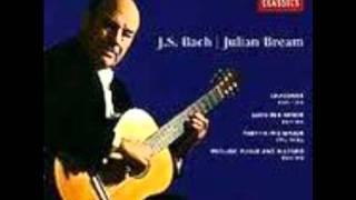 Bach: Lute Suite In E Minor, BWV 996 Gigue