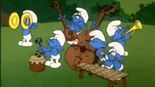 Happy Birthday, Smurfs Style!