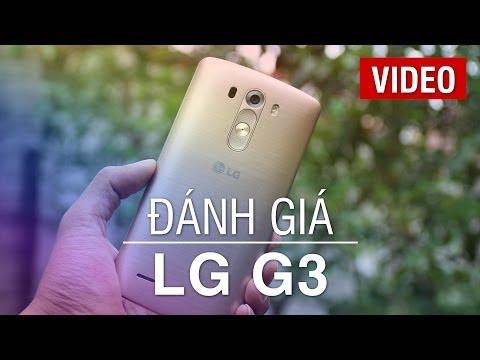 Đánh giá chi tiết LG G3 - Màn hình siêu nét 2K, lấy nét bằng tia Laser