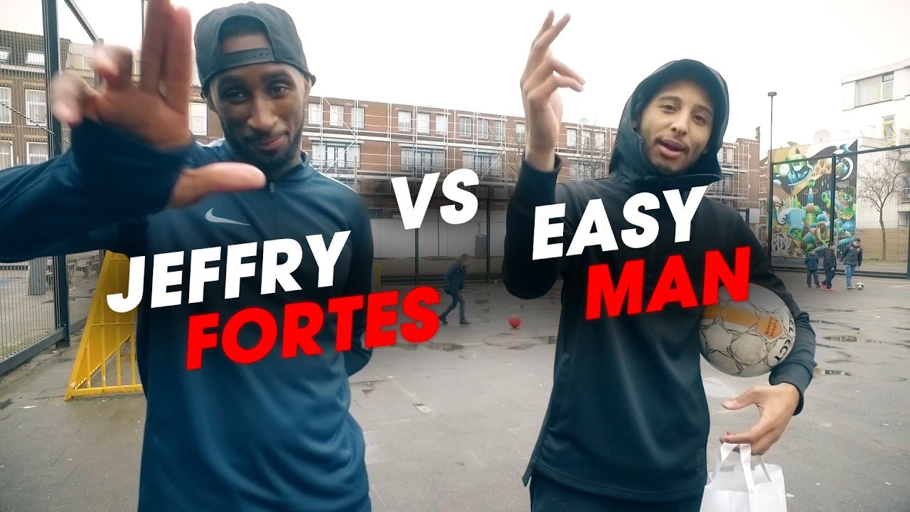 PANNA KING VS. JEFFRY FORTES - Easy Man goes PRO!