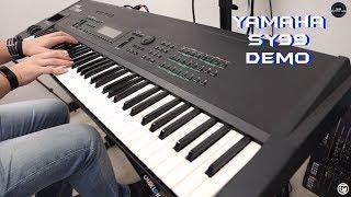 Yamaha SY99 [Preset Sound]   No Talking  