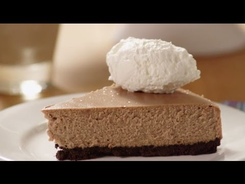 How to Make Irish Cream Chocolate Cheesecake | Cheesecake Recipes | Allrecipes.com