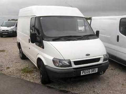 The transit van - Seamus Moore