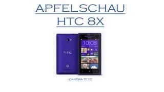 HTC WIndows Phone 8X Camera Test