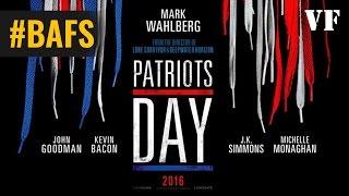 Traque A Boston avec Mark Wahlberg - Bande Annonce VF - 2017