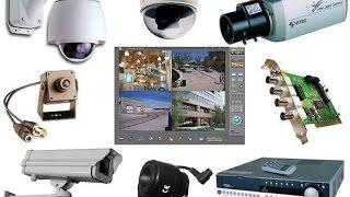 Установка систем видеонаблюдения(, 2015-06-22T12:55:14.000Z)