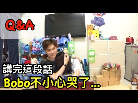Kira何時要娶Bobo?【Bobo TV】五萬訂閱Q&A