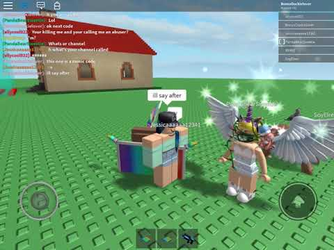 Full Download] Roblox Gear And Music Codes For Khols Admin House