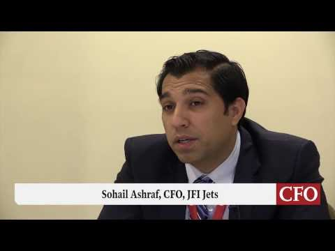 Finance of flight: Sohail Ashraf on corporate aviation