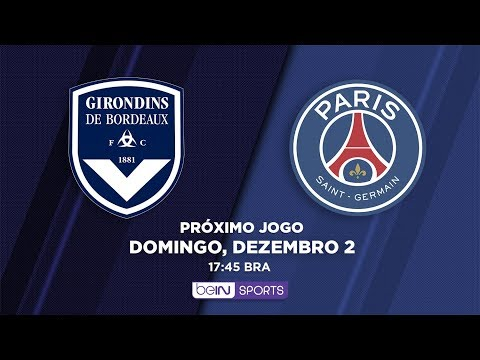 Ao Vivo Bordeaux Vs Psg Youtube