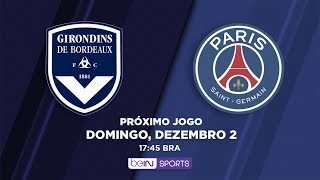 AO VIVO - BORDEAUX VS PSG