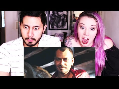 MONSOON SHOOTOUT | Nawazuddin Siddiqui | Teaser Trailer Reaction w/ Tiffany!