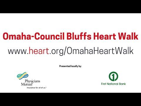 2018 Omaha-Council Bluffs Heart Walk Executive Challenge