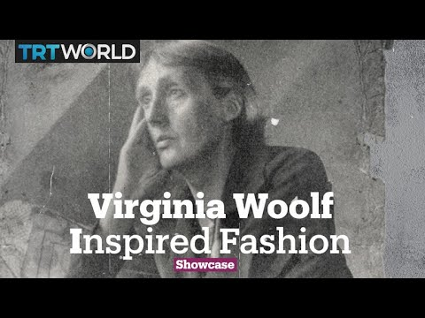 Fashion Inspired By Virginia Woolf