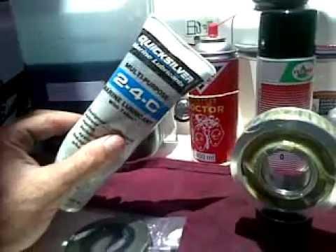 How To Replace A Gimbal Bearing