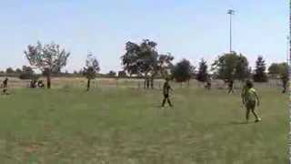 football soccer Lobitos vr Fresno En Madera California