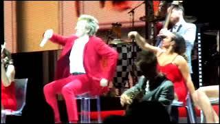 ROD STEWART-OOH LA,LA-LIVE GLASGOW THE HYDRO 16/12/16(Special Edit)