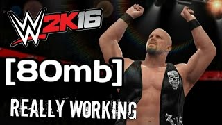 [80mb] WWE 2K16 on your Android (1000% working) without Xbox360 Emulator