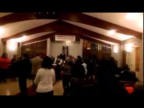 Sanctuary of Praise Church of God in Christ Choir _You Know Lord