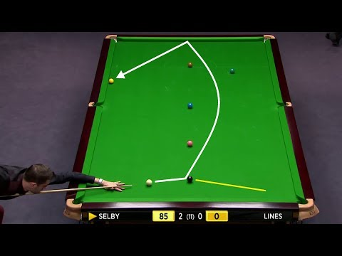 Mark Selby Super Shots Compilation !!!