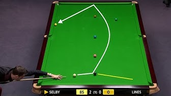 Mark Selby Super Shots Compilation Snooker !!!
