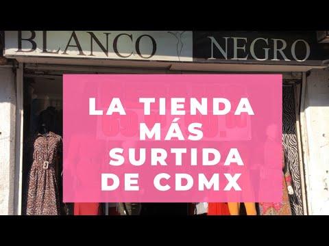 PROVEEDORES 4: DE ROPA *la Tienda Más Surtida De CDMX*   Janeli Morales