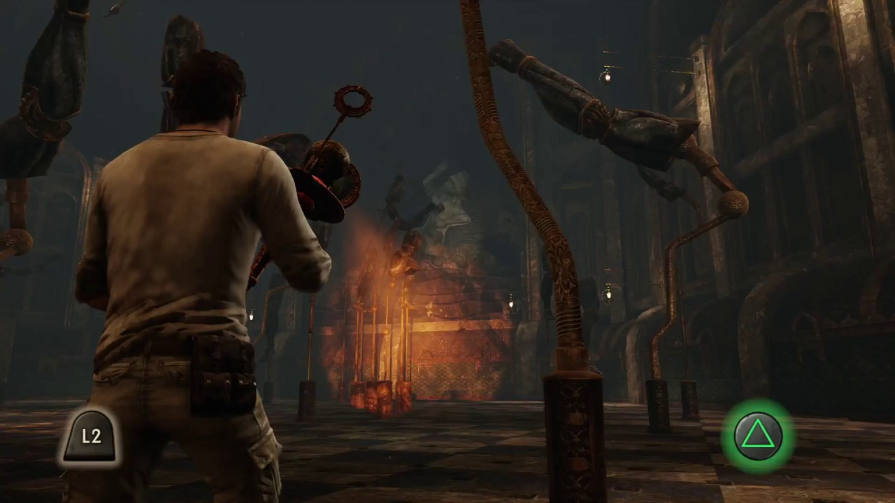 Uncharted 3 Remastered Floating Body Parts Puzzle Solution Hq